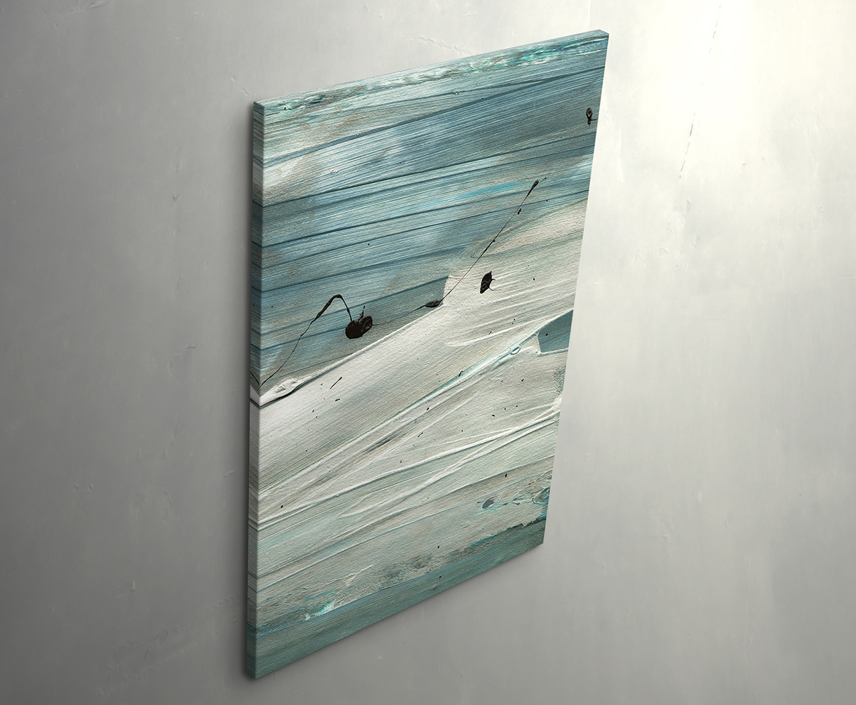 Paul Sinus Enigma Leinwandbild Abstrakt I Go Crazy